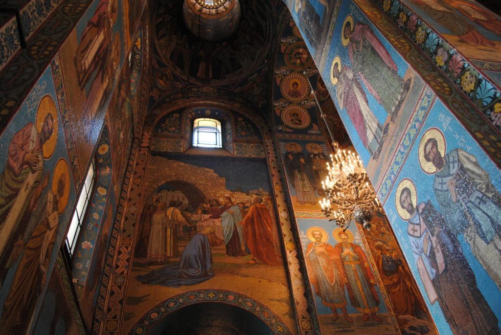 mosaicos religiosos